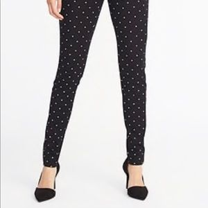 "Old Navy ""Pixie"" polka Dot Pants-Size 14"